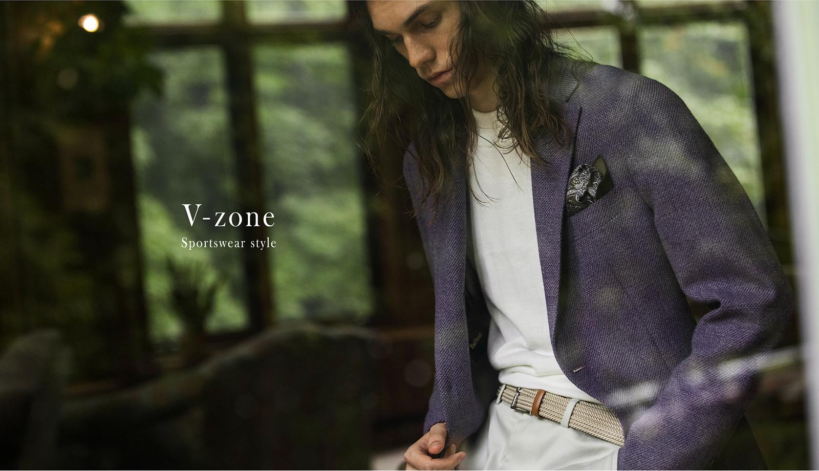 V-zone Sportswear style