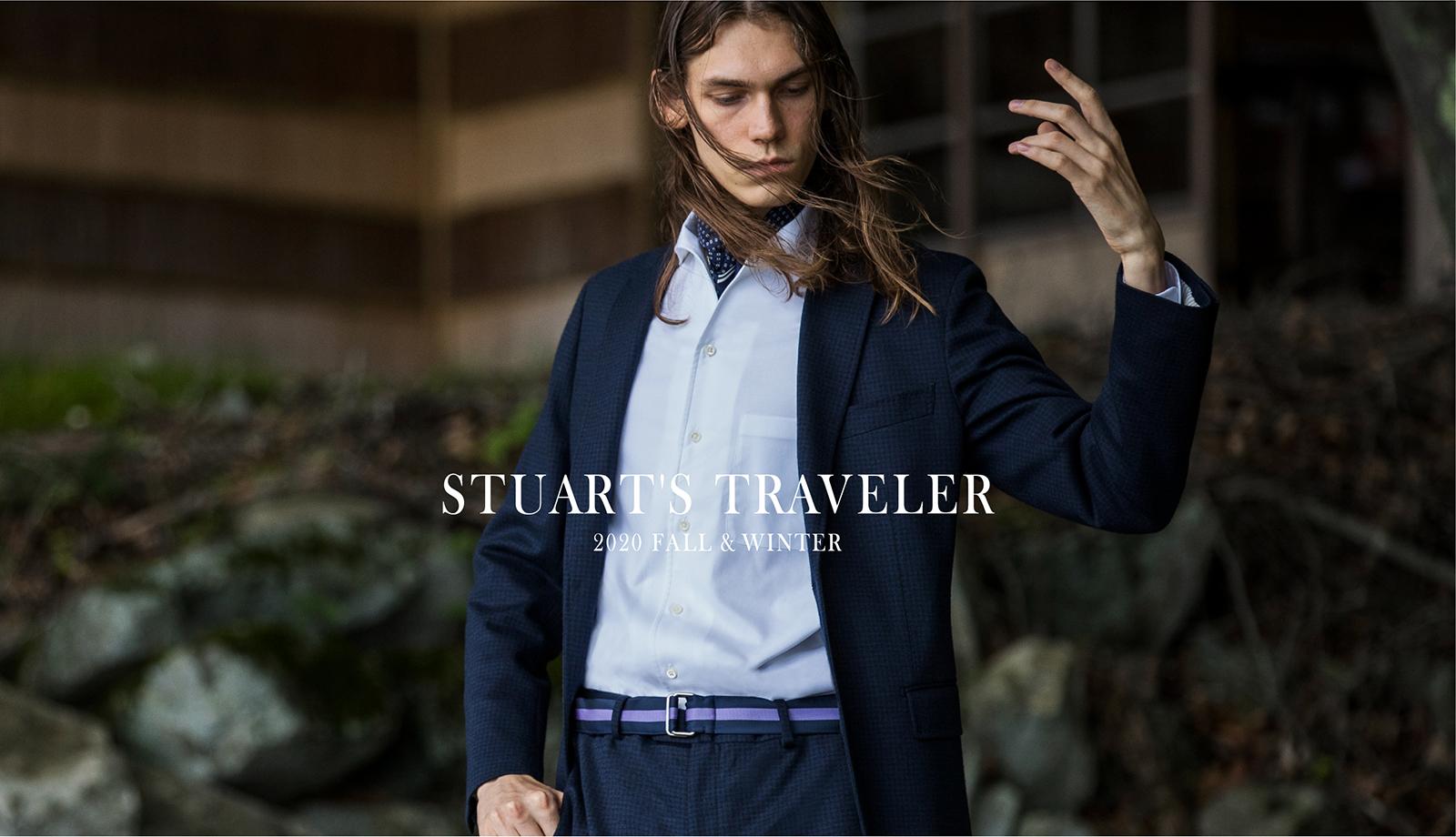 STUART'S TRAVELER 2020 FALL & WINTER